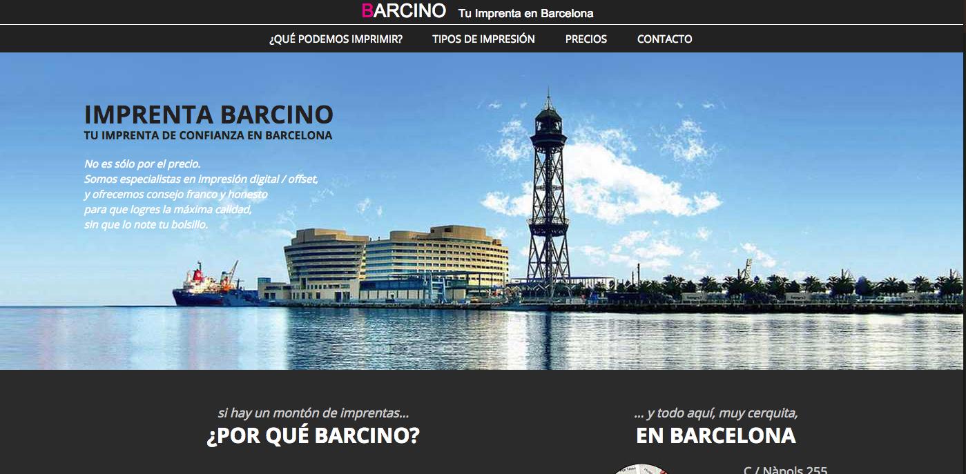 Imprenta Barcino
